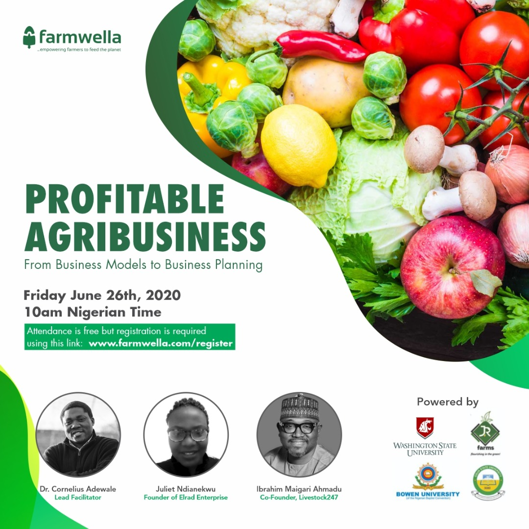 From Idea to a Profitable Agribusiness