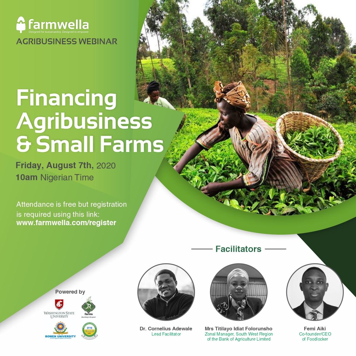 Agribusiness Masterclass
